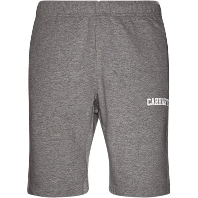 College Sweat Shorts Regular | College Sweat Shorts | Grå